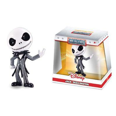 "Metalfigs Disney Jack Skellington 2.5"" Jada Metals Figure Toy"