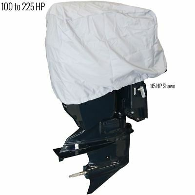 100-225 HP Outboard Boat Motor Cover Weather Resistant