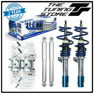 BlueLine Coilovers Kit VW Caddy 3 2K 1.2TSi 1.4 16v 1.6 8v TDi Van Maxi