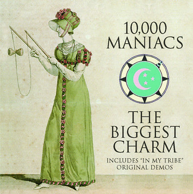 10,000 MANIACS - RARE COMPLETE DEMO RECORDINGS 2-CDs Natalie Merchant