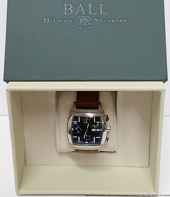 Very Rare Massive Ball Limited Edition 1920 Conductor Chronograph CM1068D Watch