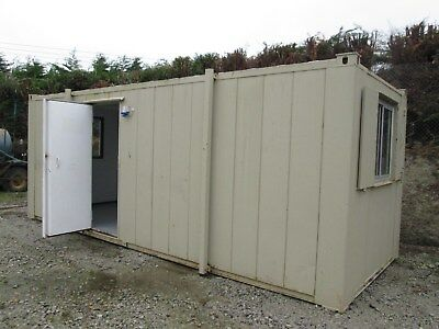 20ft Site Office, Site Cabin, Portable Building, Shipping Container