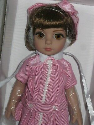 "Tonner EFFANBEE Patsy E15PTDD04 Inset Eyes CRISP AND COOL 10"" Doll in Outfit MIB"