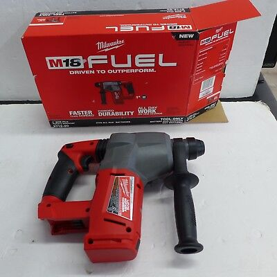 Milwaukee 2712-20 M18 FUEL 1-Inch SDS Plus Rotary Hammer TOOL ONLY *NICE*