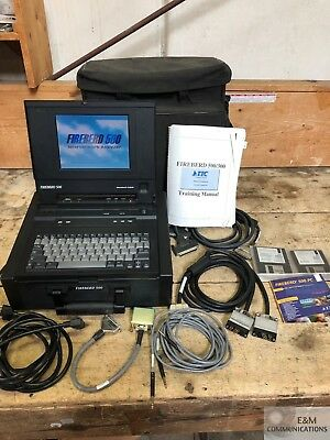Fireberd 500 Ttc Acterna Internetwork Analyzer Comprehensive Set Of Accessories