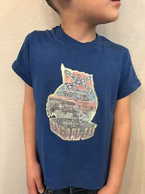 Authentic, Vintage,  Dukes Of Hazard T-Shirt, 5T