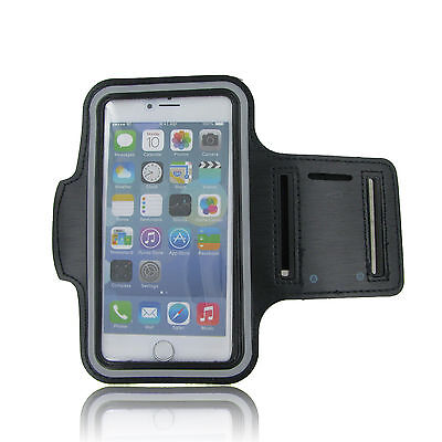 For Apple iPhone 6/6 Plus Sports Gym Armband Case Running Jogging Cover Holder