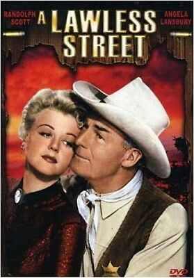 A Lawless Street (1955) New Dvd Free Shipping