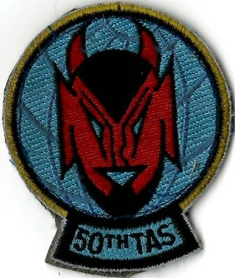 USAF 50th TACTICAL AIRLIFT SQUADRON PATCH