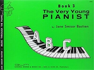 Very Young Pianist, Book 3