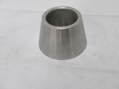 """Ammco Brake Lathe  Centering Cone Adapter 1-7/8"""" Arbor 2 3/8"""" to 3 3/8"""""""