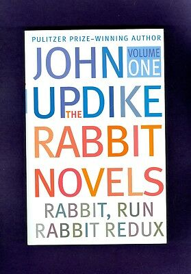 John Updike Rabbit, Run and Rabbit Redux Harry Angstrom 2 in 1 Novels Volume One