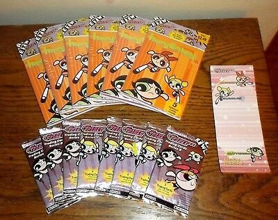 Powerpuff Girls Doll/Invitations/Trading Cards/Napkins/Memo/Bag  Cartoon Network
