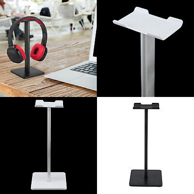 UK Universal Aluminum Headset Earphone Holder Hanger Headphone Display Stand 90g