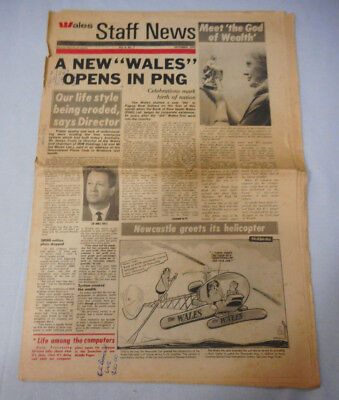 #T305.   New South Wales Bank Staff News - October 1975