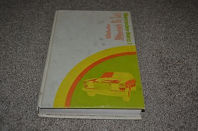1964 1965 1966 1967 1968 1969 1970 Mercedes repair & tune-up guide Chilton's