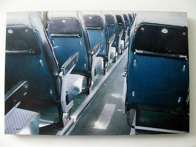 TOM SHEDDEN AIRLINE AMERICANA 50s Graphic PHOTO POP ART PRINT WALL Block PICTURE