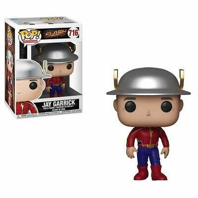 The Flash - Jay Garrick - Funko Pop! Television: (2018, Toy NEUF)