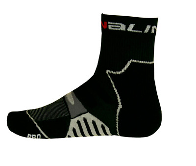 Nalini Pro Cycling Socks Sun Black Choose Size