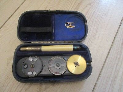 Curry & Paxton Morton's Otoscope Ophthalmoscope Medical Instrument