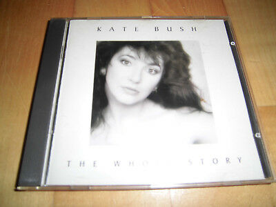 Kate Bush - The Whole Story - Greatest Hits CD