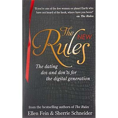 The New Rules: The dating dos and don'ts for the digita - Paperback NEW Fein, El