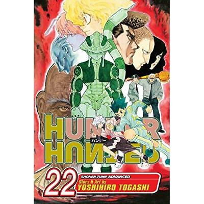 Hunter X Hunter, Volume 22 with Sticker (Hunter X Hunte - Paperback NEW Togashi,