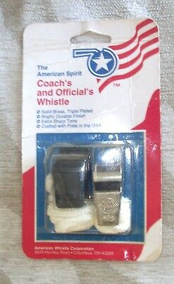 The American Spirit Whistle NEW