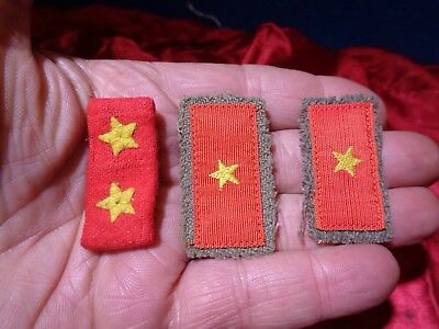 Ww I Military Patches Rank Patches?