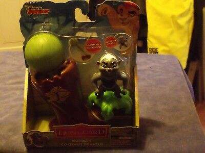 Disney Junior The Lion King Guard Bunga's Coconut Blaster New in Package