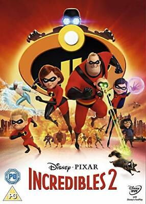 Incredibles 2 [DVD] [2018] - DVD  PCVG The Cheap Fast Free Post