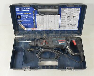 Bosch Bulldog RH226 Hammer Drill In Case