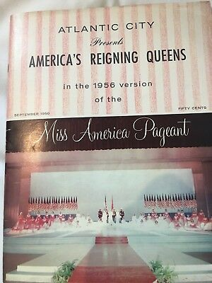 Atlantic City Presents America's Reigning Queens 1956 Miss America Pageant
