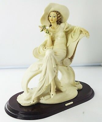 Giuseppe Armani At Ease 0634F Figurine With Box L399