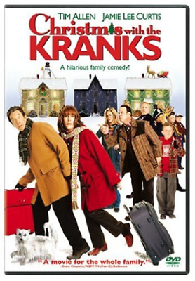 Christmas With The Kranks DVD NEW