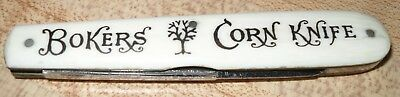 Vintage Bokers Tree Corn Knife H. Boker Cutlery Germany
