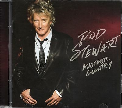 Rod Stewart - Another Country (2015 CD) New