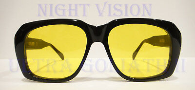 36871b946c1 Ultra Goliath II   2 Sunglasses BLACK   YELLOW Ocean s 11 Casino Robert De  Niro