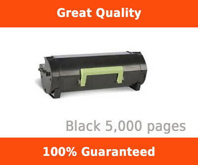 Toner for Lexmark MS310/312/410/415/510/610 compatible cartridge 5k yield