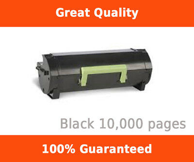 Toner for Lexmark MS410/415/510/610 compatible cartridge 10k yield