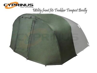 Cyprinus Utility front fits the Trakker Tempest Brolly V1 Perfectly