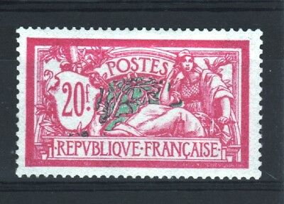 """France Stamp Yvert Tellier 208 Scott 132 """" Liberty And Peace 20F """" Mnh Vvf T740"""