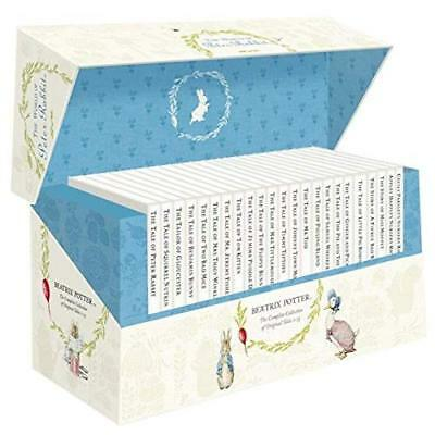 The World of Peter Rabbit - The Complete Collection of Original Tales 1-23 White