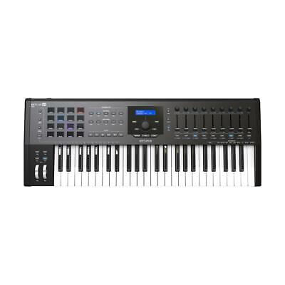 ARTURIA KEYLAB MKII 49 Professional MIDI Controller and Software, Black  #230621