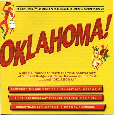Oklahoma! The 75th Anniversary Collection - 2 x CD - Original Cast & Soundtrack