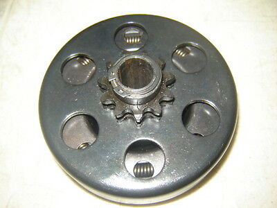 Go Cart Clutch For 3/4 Side Shaft Engine 10 Tooth 4.0 Hp/ 5.5 Hp/ 6.5 Hp