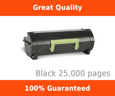 Toner for Lexmark MS710/711/810/811/812 compatible cartridge 25k yield