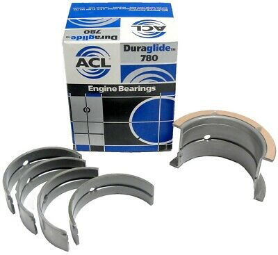 ACL 8B634P-20 SBF Ford Small Block 289 302 Engine Rod Bearings 634P .20 Under