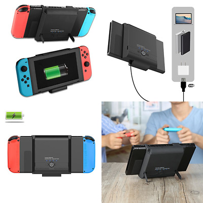 For Nintendo Switch Battery Case 5800Mah Portable Charger Pack Travel Power Bank