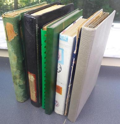 Wonderful Worldwide Mint & Used Stamps  in Old Stockbooks - No Reserve!